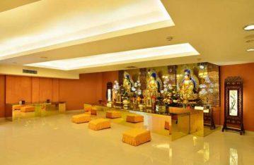 Singapore Columbarium Niches - Facilities - Block A