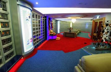 Singapore Columbarium Niches - Facilities - Block A