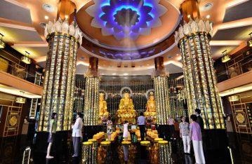 Singapore Columbarium Niches - Facilities - Block B