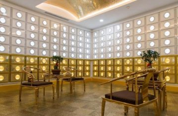 Singapore Columbarium Niches - Facilities - Block C