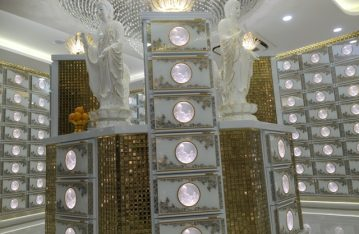 Singapore Columbarium Niches - Facilities - Block C