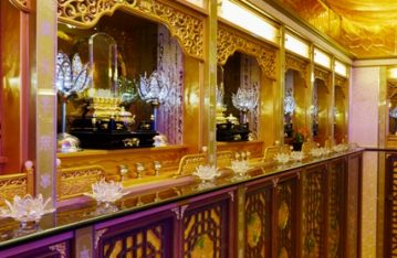 Singapore Columbarium Niches - Family Suite