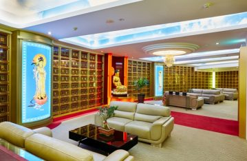 Singapore Columbarium Niches - Suite 1 to 4