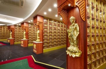 Singapore Columbarium Niches - Suite 11 to 13